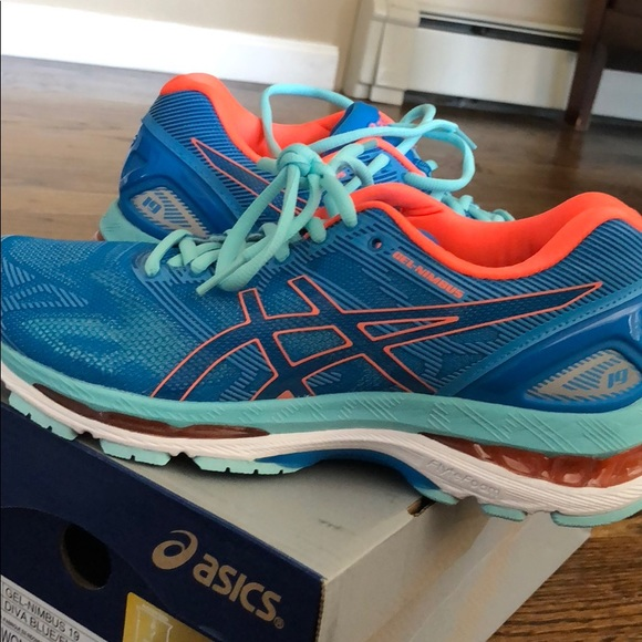 quality design 90ff9 d6ef5 ASICS Gel Nimbus 19 Women's Running Shoe